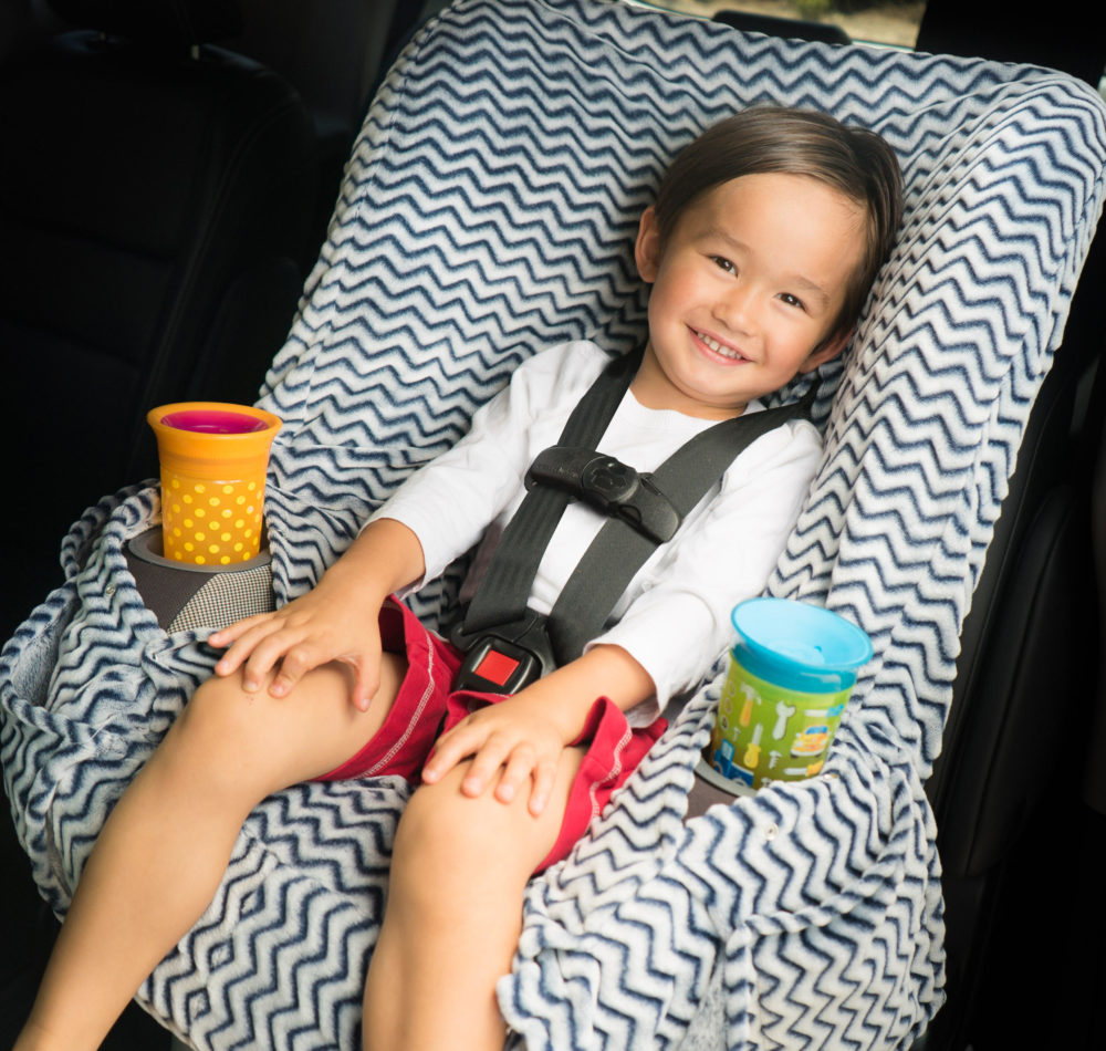 TV Reporter Turned Mompreneur Invents Solution to Dirty Car Seats