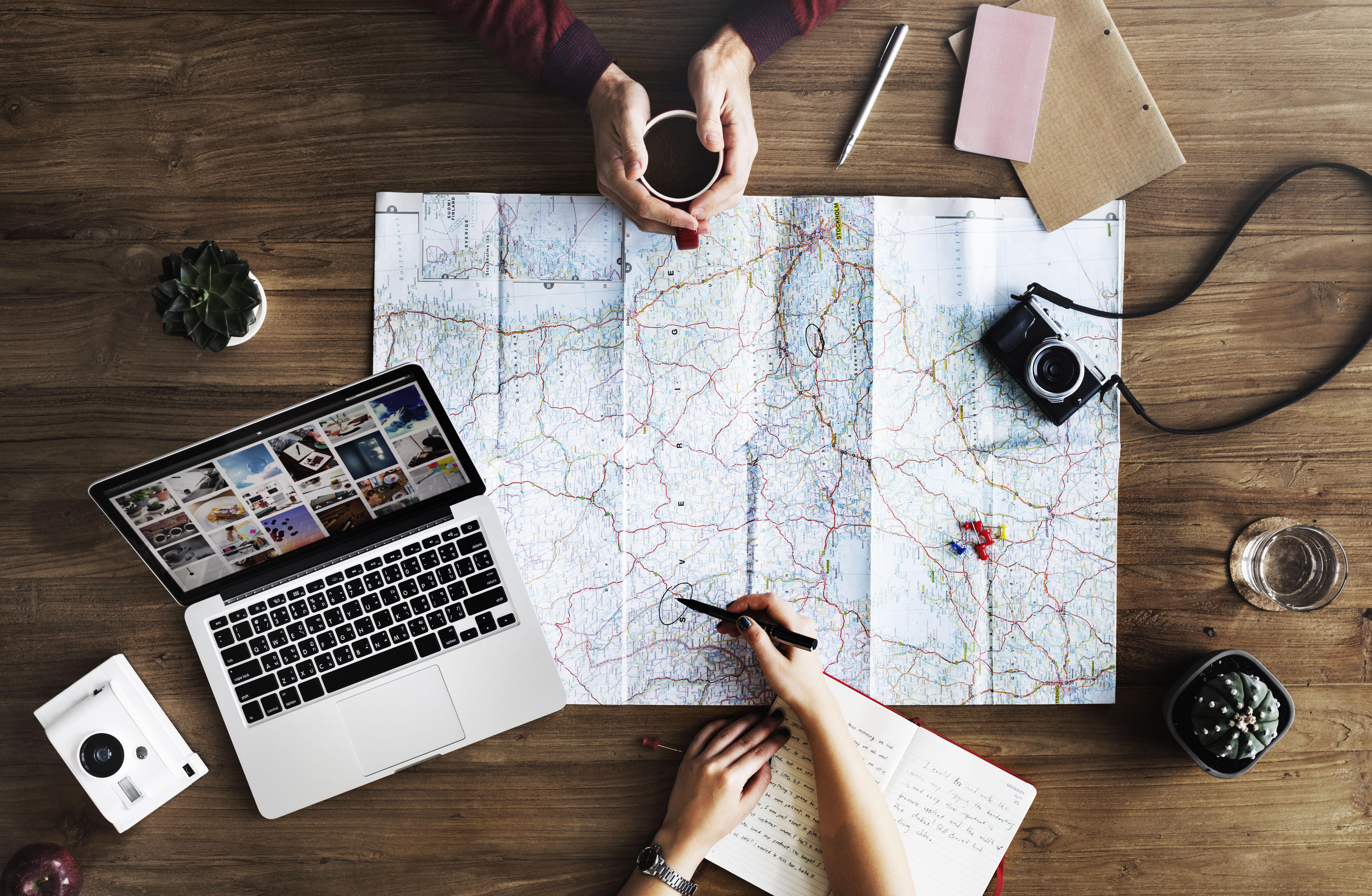 Independent or a Digital Nomad