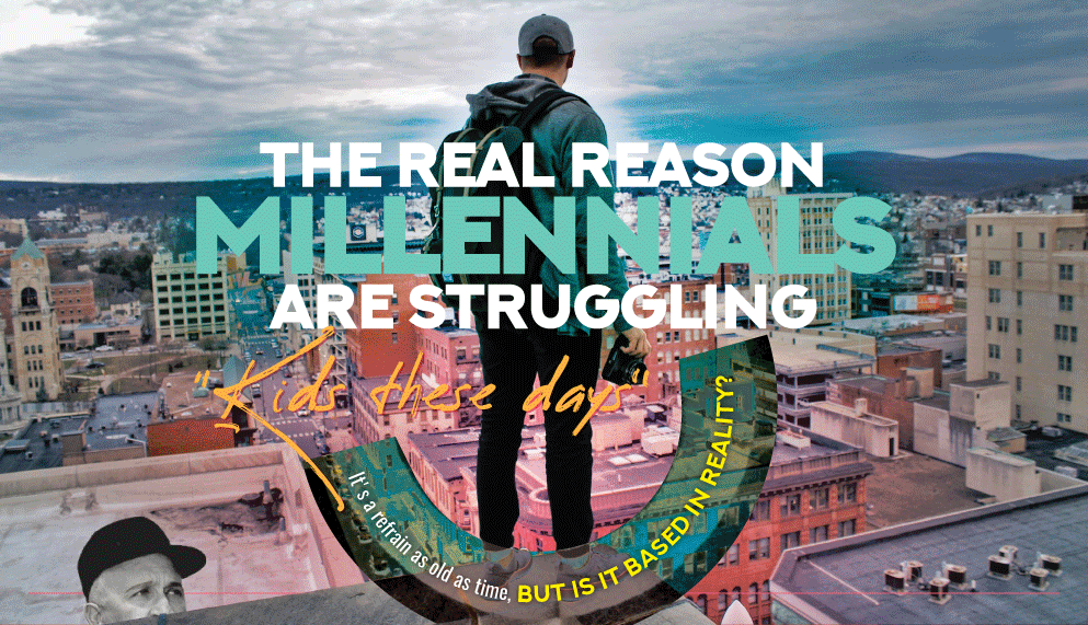 The Reality Of Millennial Challenges