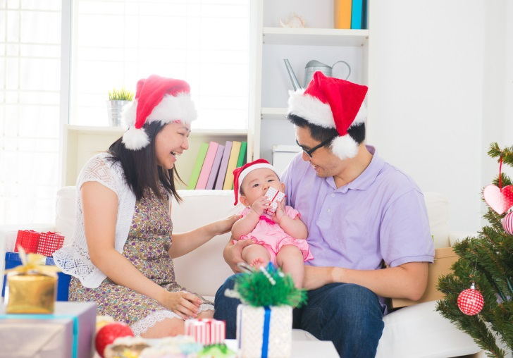 First-time Parents to Prepare Early for Christmas Season