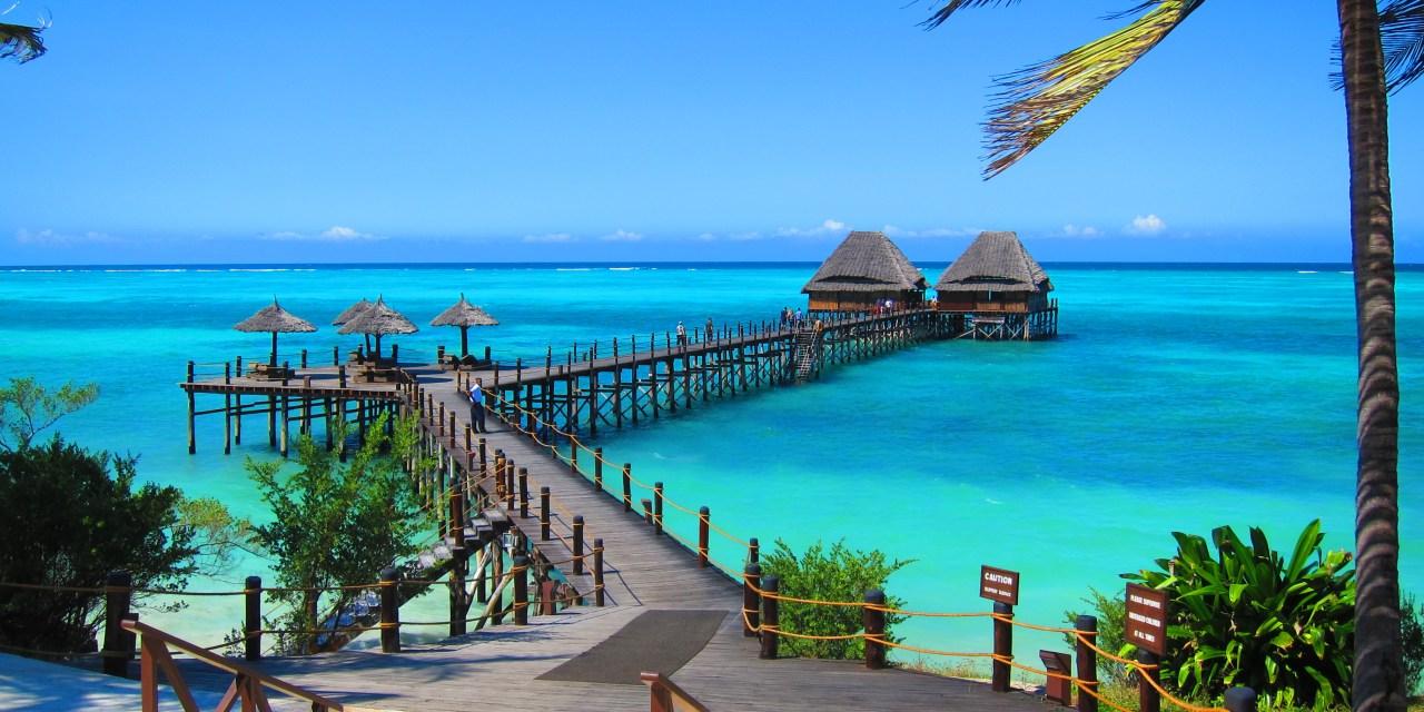 The Island Of Zanzibar