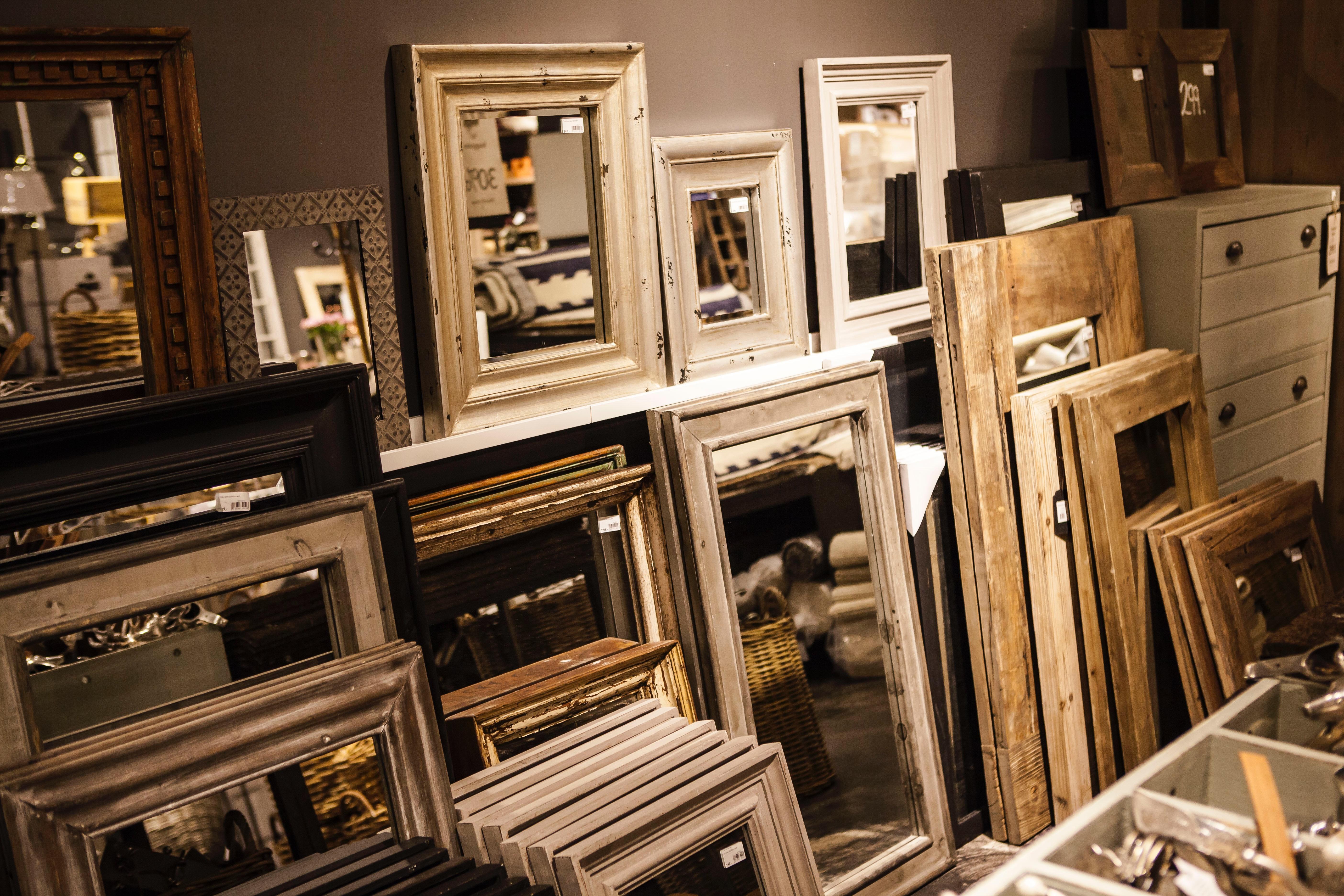 Placing Mirrors