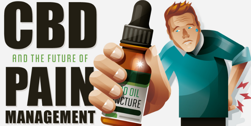 Is CBD The Future Of Pain Relief?