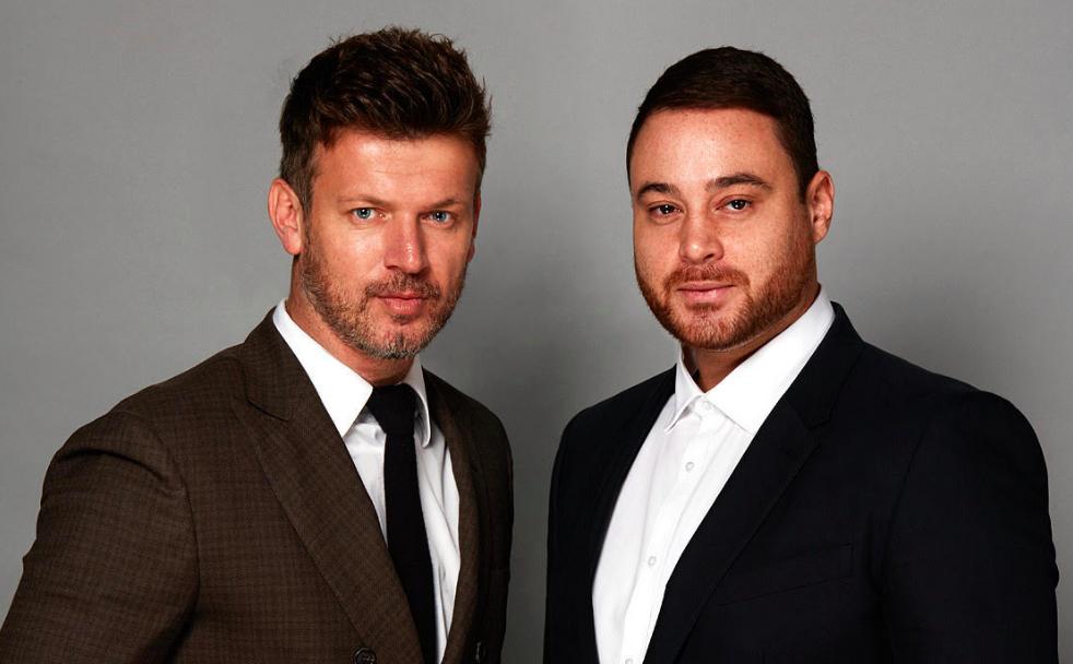 Meet Adis Gutic and Damian Perna The Kings of Entrepreneurship