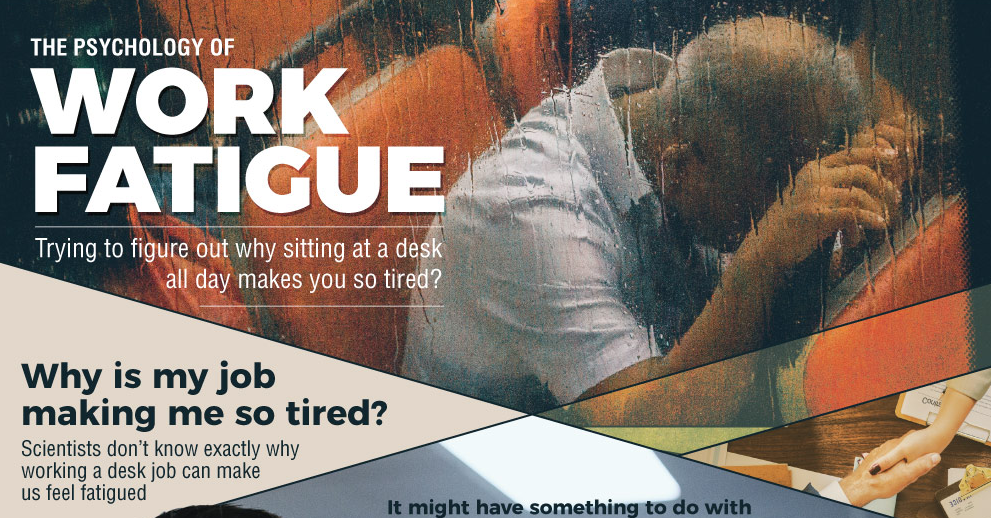 The Underlying Psychology Behind Work Fatigue
