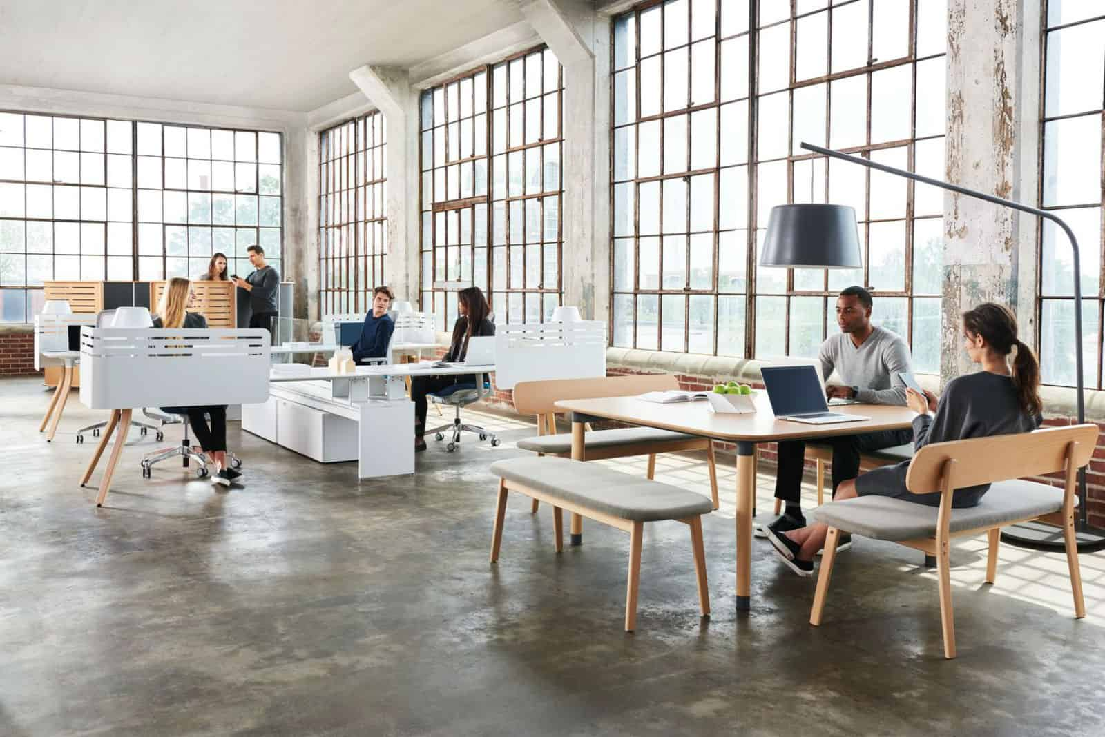 Captivating Office Space Design