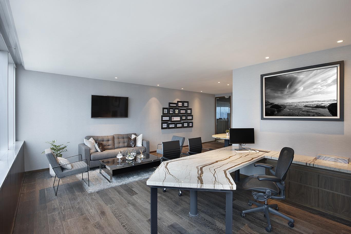 Executive Office: Designed to Impress