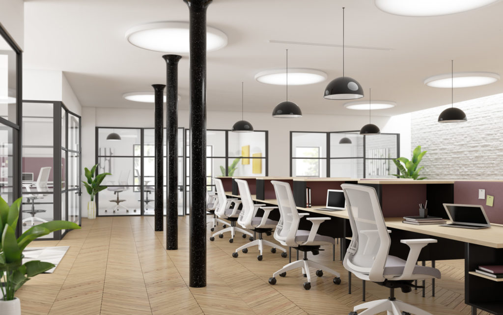 Office Furniture: Office Space Design: Contemporary Solutions For A Smooth