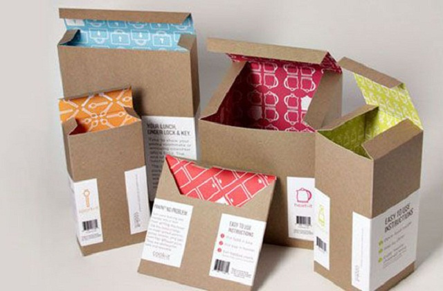 Kraft Boxes Packaging