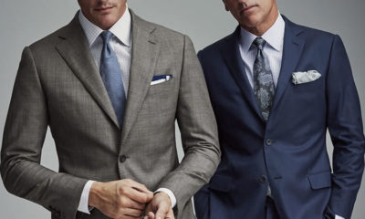 Discount Name Brand Designer Suits You'll Love to Wear