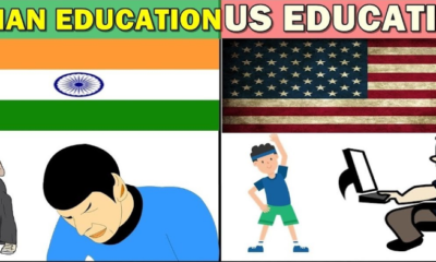 Indian Education vs US Education
