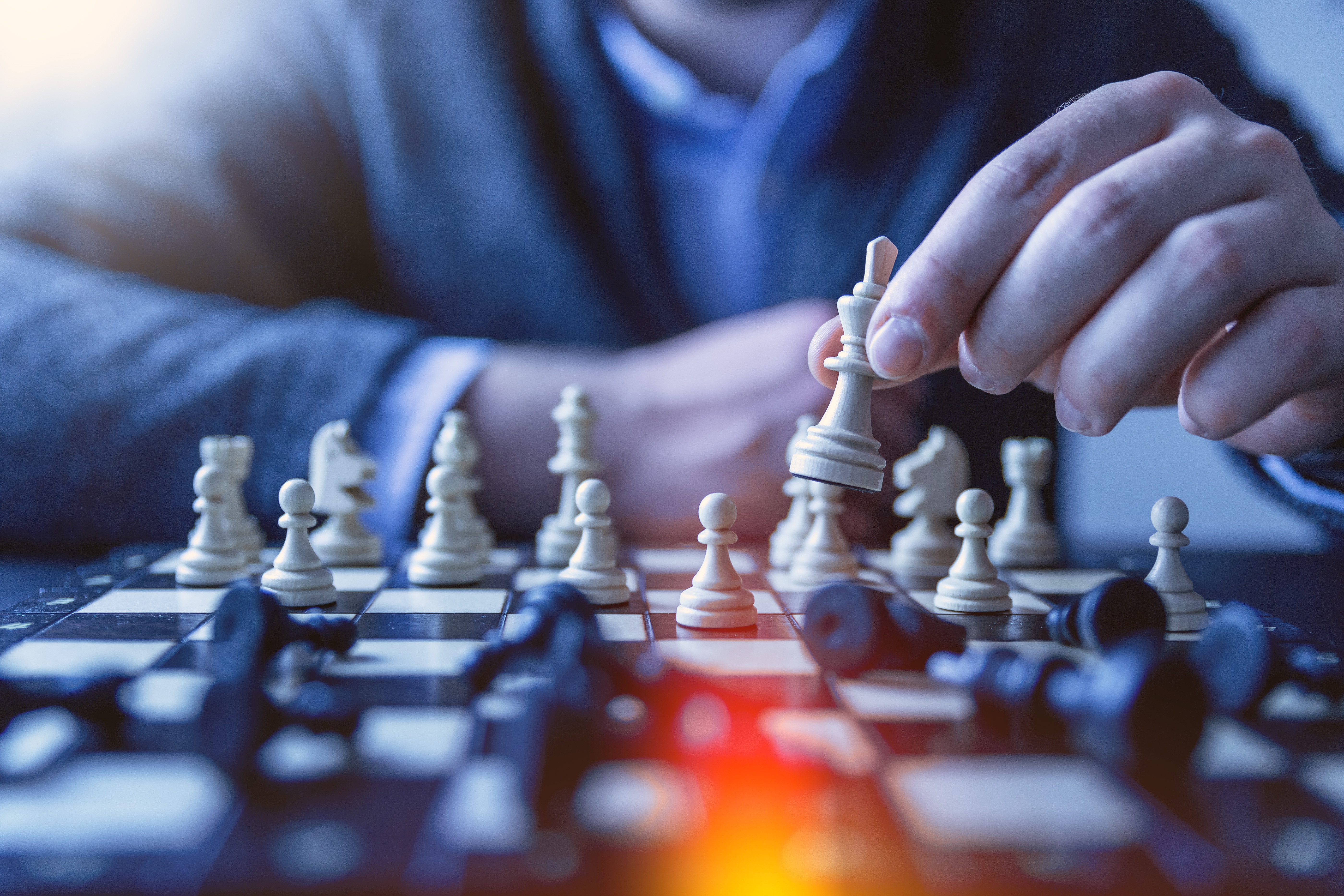 What Chess has taught me about Business and Life