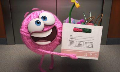 Pixar's New Short 'Purl'
