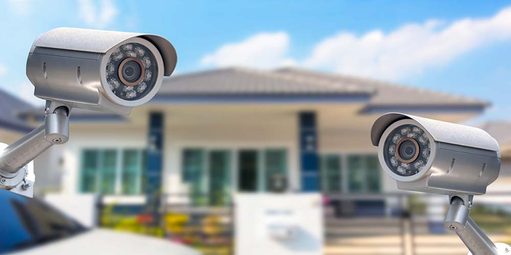 Homeowner's Guide To Outdoor Security Cameras