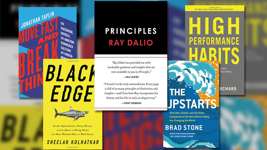 The Best Business Books to Read On Your Lunch Break