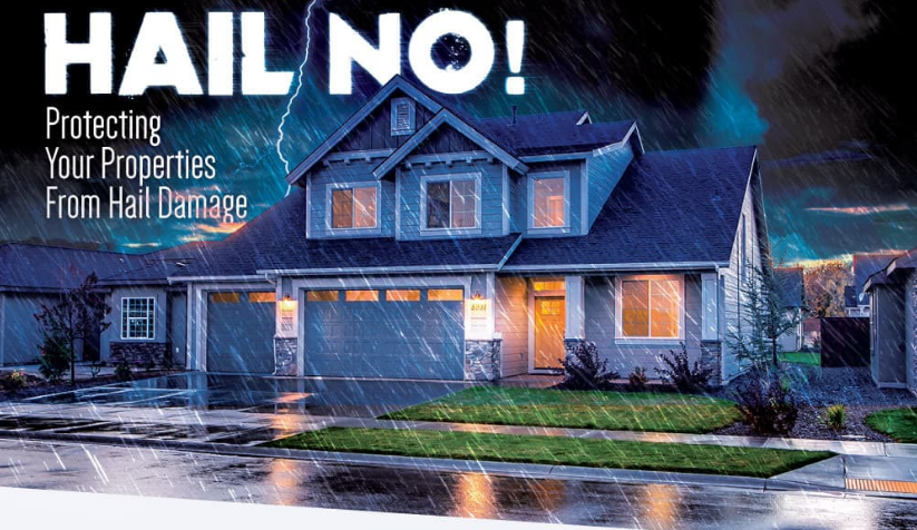 Can AI Help Prevent Hail Damage?