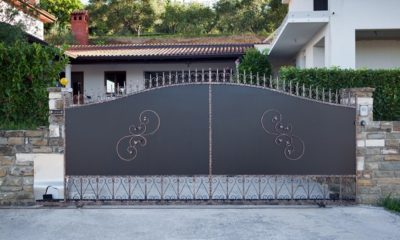 Why Steel Security Gates are Best Option and How To Choose Them?