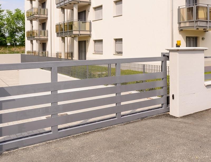 Steel Security Gates