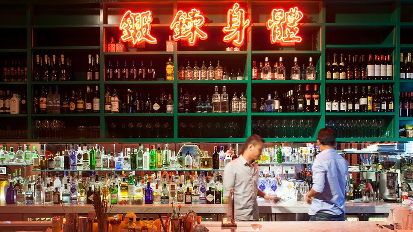 Top Spot for Drinkers who plan to visit Hong Kong