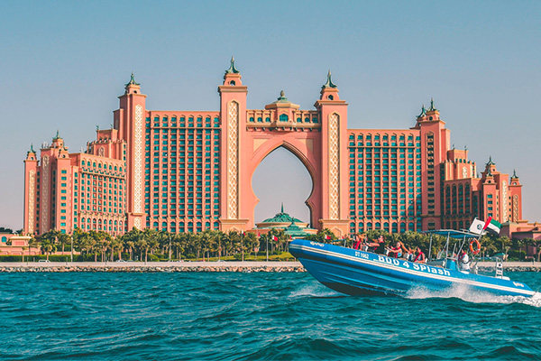 A Vacation Like Never Before in Dubai