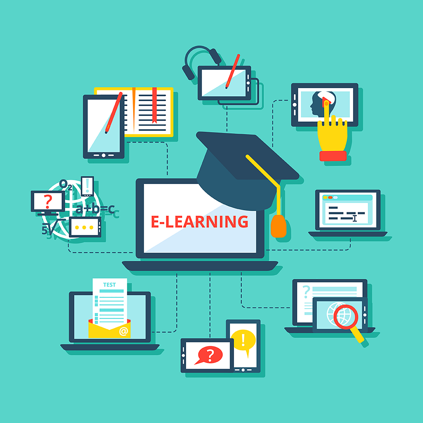Age Isn't A Bar For Education: How ELearning Comes In The Picture
