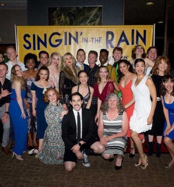 Spotlight on Theresa Murray of McCoy Rigby Entertainment's, SINGIN' IN THE RAIN