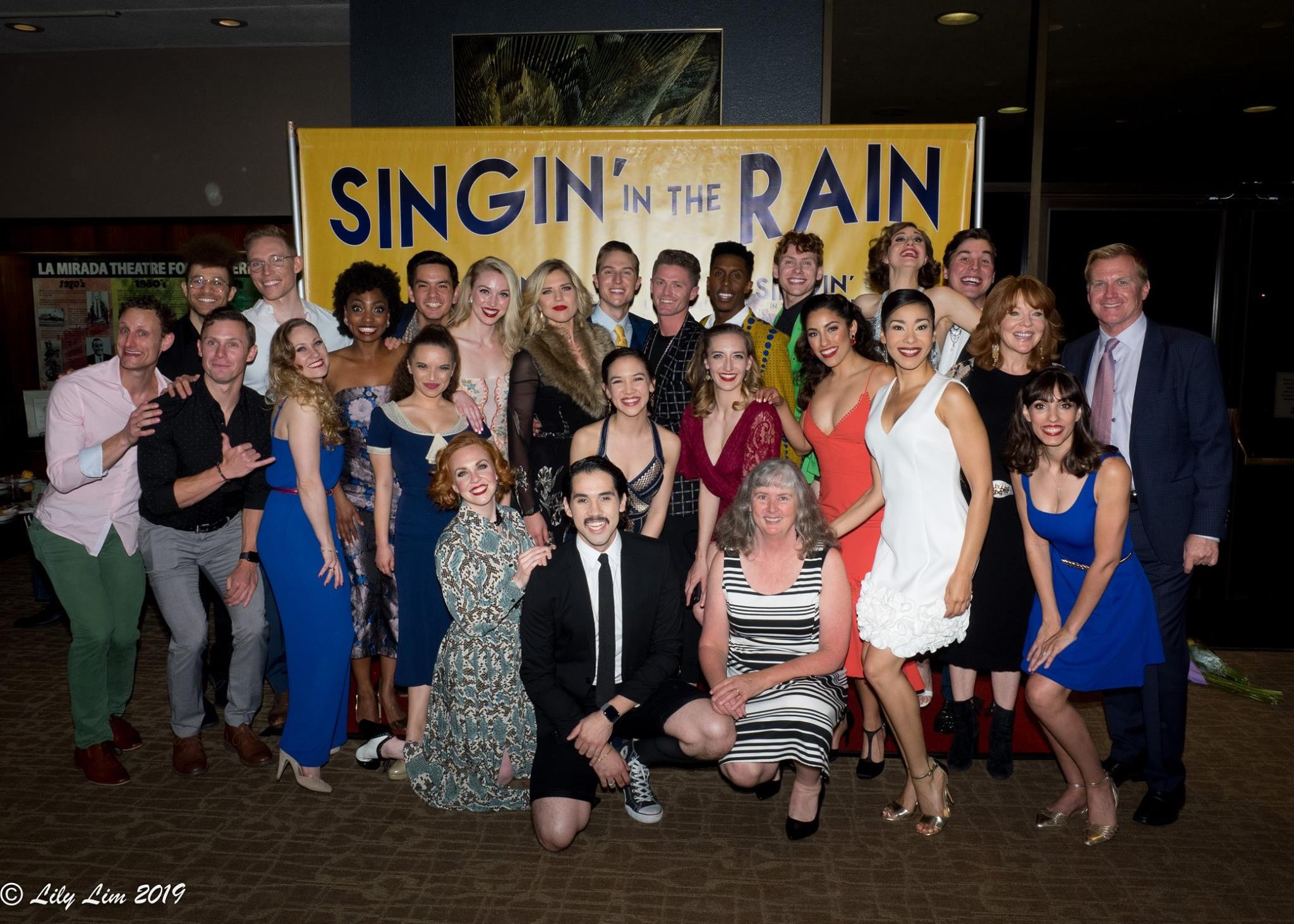 Spotlight on Theresa Murray of McCoy Rigby Entertainment's, SINGIN' IN THE RAIN