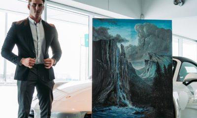 From Starving Artist To 'artrepreneur': The Rise Of Ambro Di Pilato