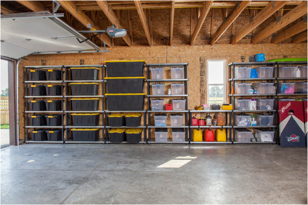 5 Interesting Ways to Add More Storage and Space in your Car Garage