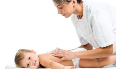 child chiropractor care