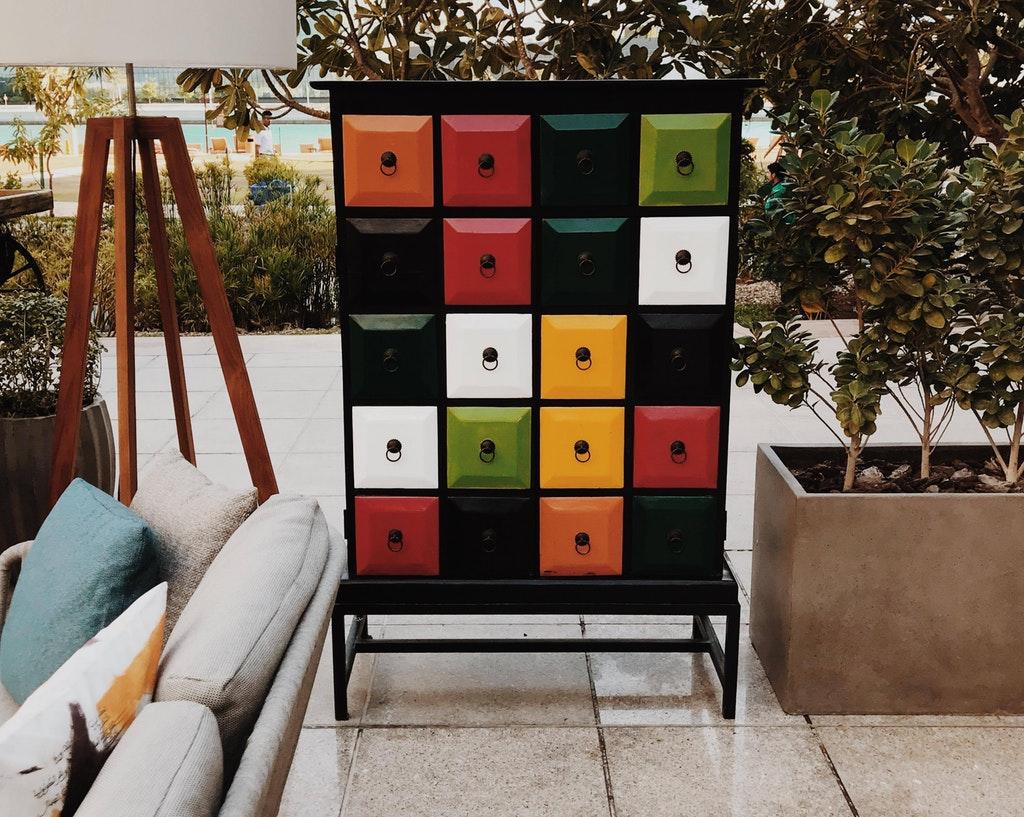 drawers storage ideas