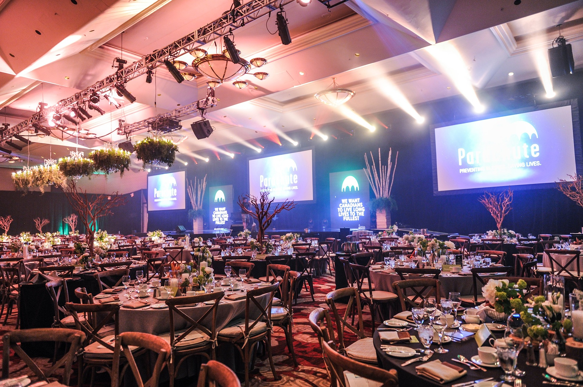 Corporate Event - Purple Patch Group