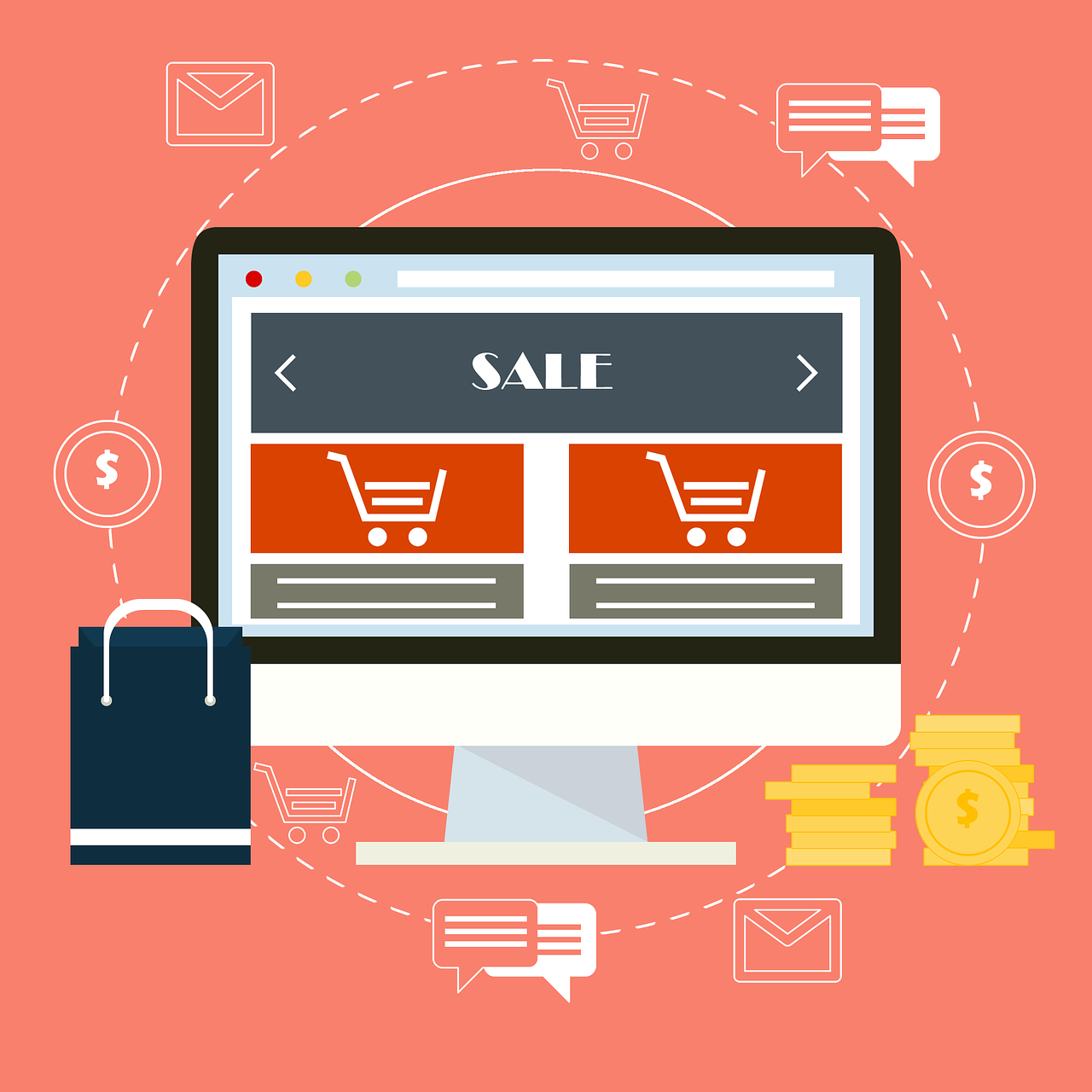 4 Effective and Efficient Ways to Boost Ecommerce Sales Quickly