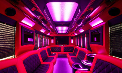 Five Reasons To Hire A Party Bus in 2019