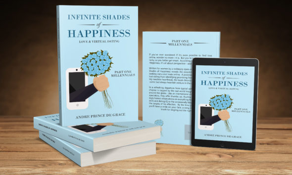 Infinite Shades of Happiness is a Modern Book of Digital Romance