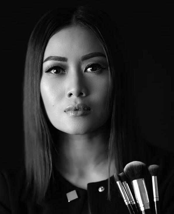 MUA Rachel Bruno: Combining Eastern & Western Makeup Artistry