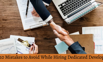 Top 10 Mistakes to Avoid While Hiring Dedicated Developers