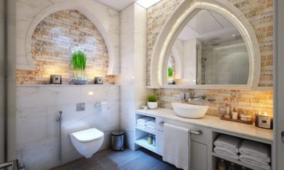 How to Design a Wild and Eclectic Bathroom