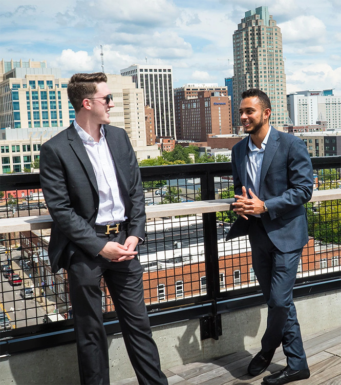 Digital Consulting Company Stays Ahead of Current Trends for Its Clients