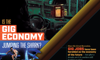 Has The Gig Economy Finally Jumped The Shark?
