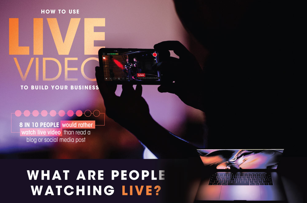 Live Video For Your Business