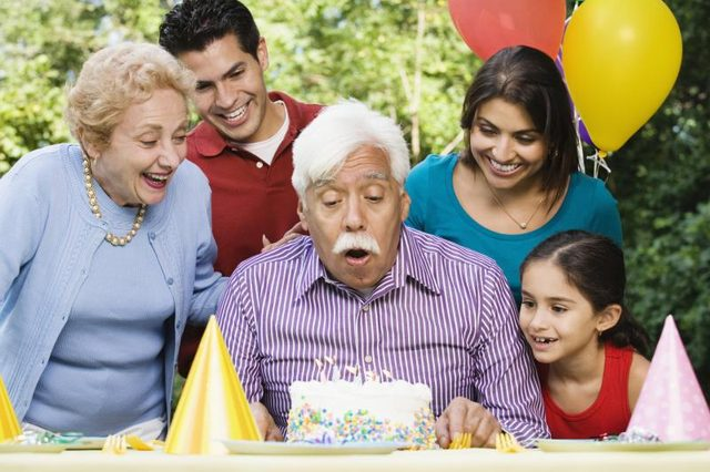 7 Amazing Ideas To Celebrate The 60th Birthday Of Your Dad