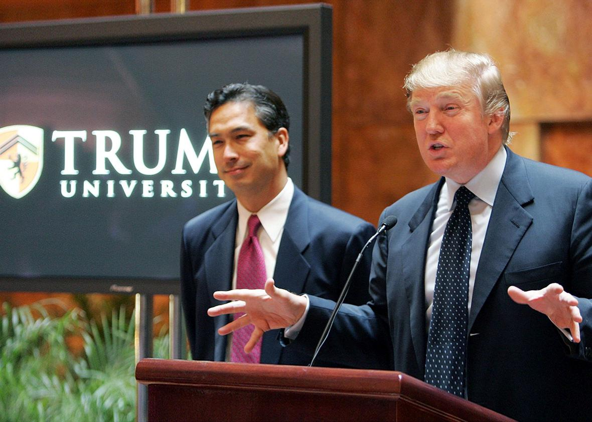 Investment Lessons From Real Estate Moguls: Donald Trump