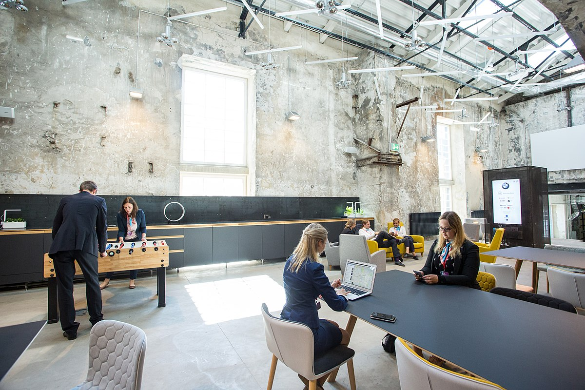 How to Use Office Design to Appeal to Great Employees