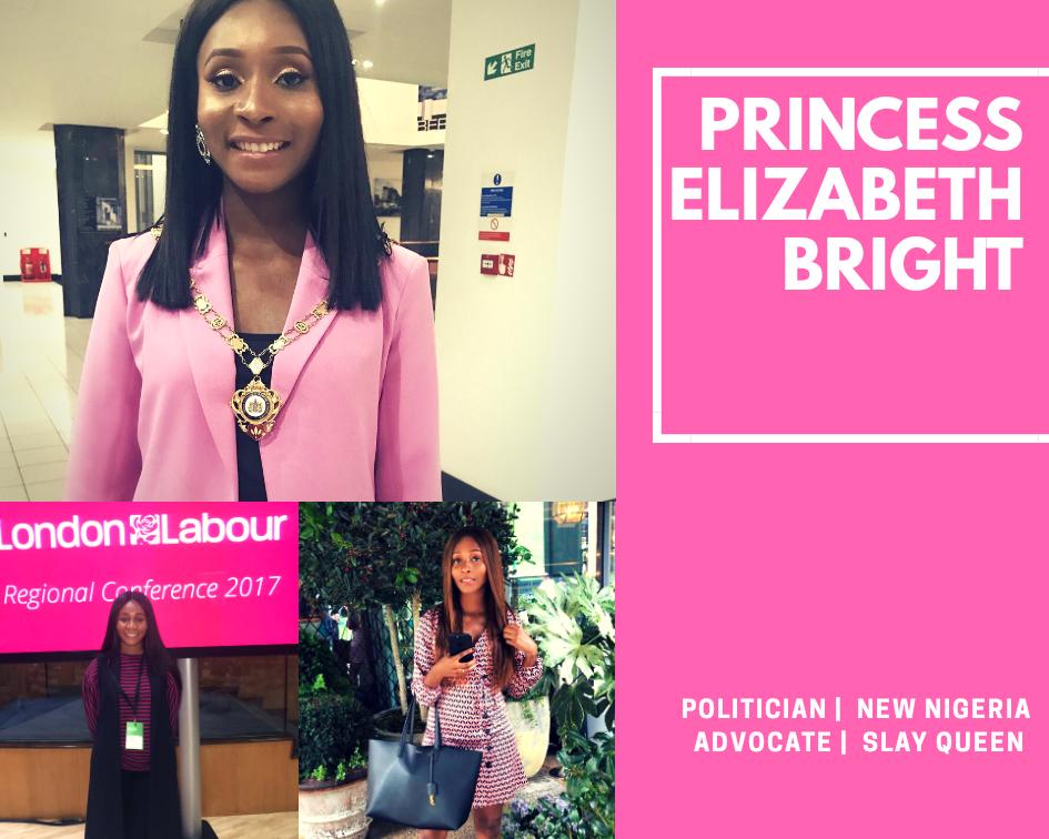 Princess Elizabeth Bright