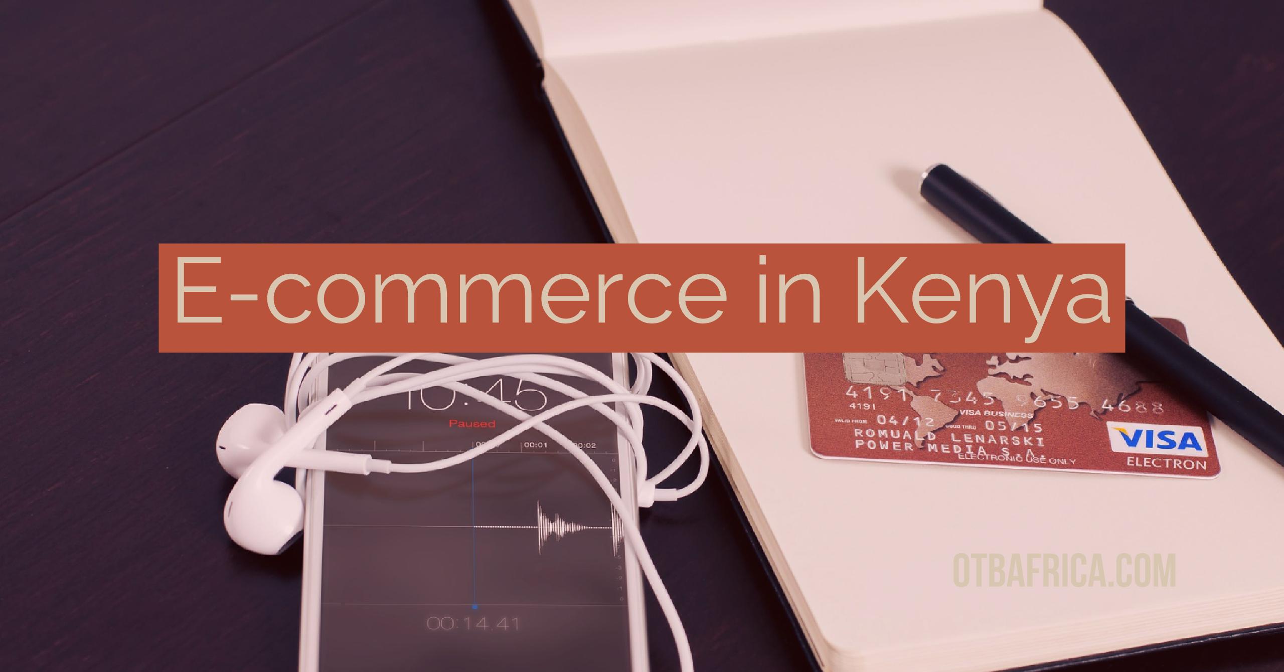 e-commerce in kenya