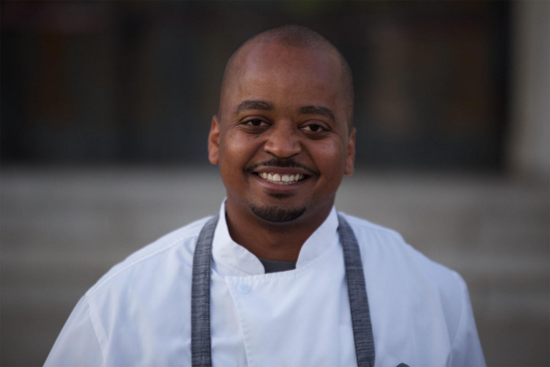 Chef Ryan Rondeno