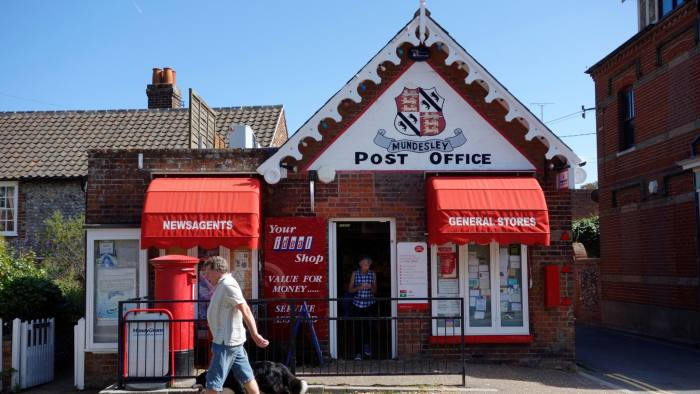 The different types of federal post office jobs