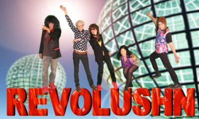 Revolushn band