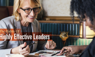 habits of highly effective leaders